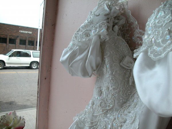 83. Garment gallery bridal gown